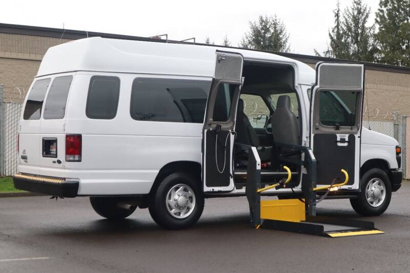 2014 Ford E-Series Cargo for sale at Beaverton Auto Wholesale LLC in Hillsboro OR