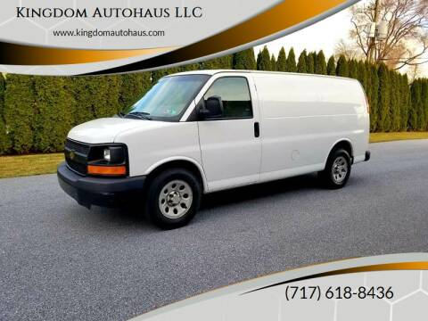 2014 Chevrolet Express Cargo for sale at Kingdom Autohaus LLC in Landisville PA