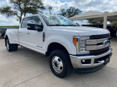 2018 Ford F-350 Super Duty for sale at Thornhill Motor Company in Hudson Oaks, TX