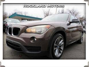 2013 BMW X1 for sale at Rockland Automall - Rockland Motors in West Nyack NY