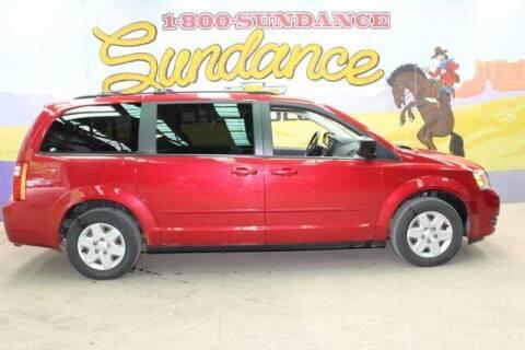2008 Dodge Grand Caravan for sale at Sundance Chevrolet in Grand Ledge MI