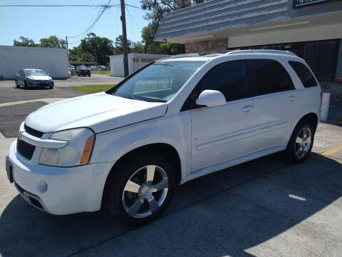 2008 Chevrolet Equinox for sale at NINO AUTO SALES INC in Jacksonville FL