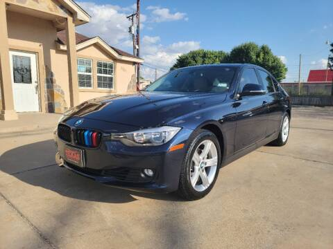 2015 BMW 3 Series for sale at Texas Premiere Autos in Amarillo TX