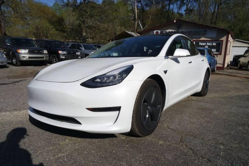 2018 Tesla Model 3 for sale at E-Motorworks in Roswell GA