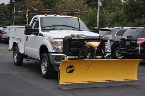 2011 Ford F-250 Super Duty for sale at Amati Auto Group in Hooksett NH