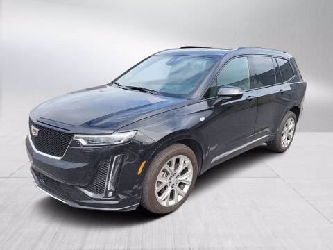 2020 Cadillac XT6 for sale at Fitzgerald Cadillac & Chevrolet in Frederick MD