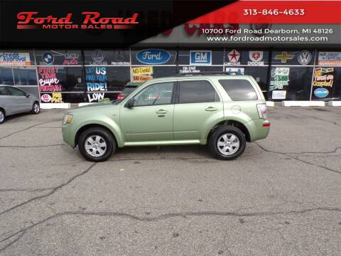 2008 Mercury Mariner for sale at Ford Road Motor Sales in Dearborn MI