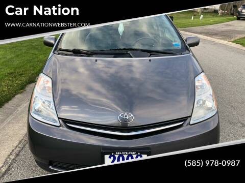 2008 Toyota Prius for sale at Car Nation in Webster NY