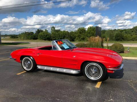 1964 Chevrolet Corvette for sale at Fox Valley Motorworks in Lake In The Hills IL