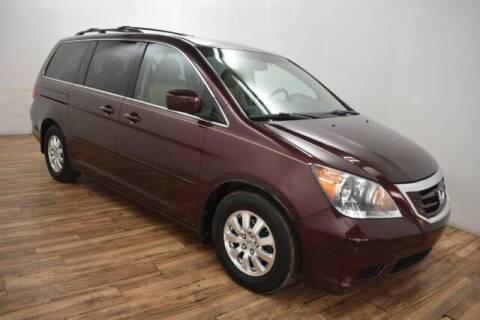 2008 Honda Odyssey for sale at Paris Motors Inc in Grand Rapids MI
