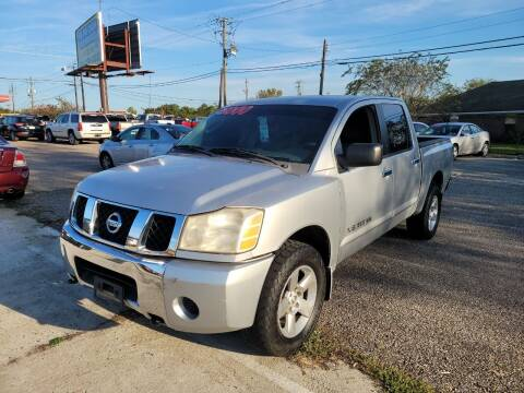 2006 Nissan Titan for sale at 2nd Chance Auto Sales in Montgomery AL