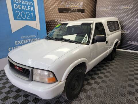 2003 GMC Sonoma for sale at X Drive Auto Sales Inc. in Dearborn Heights MI