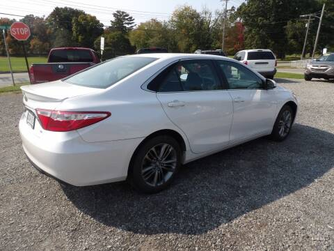 2017 Toyota Camry for sale at English Autos in Grove City PA