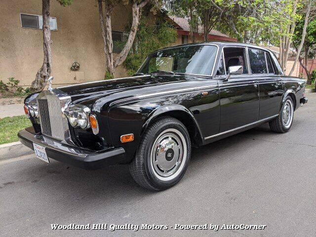1979 Rolls-Royce Silver Shadow for sale in Reseda, CA