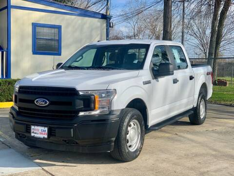 2018 Ford F-150 for sale at USA Car Sales in Houston TX