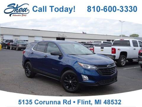 2020 Chevrolet Equinox for sale at Erick's Used Car Factory in Flint MI