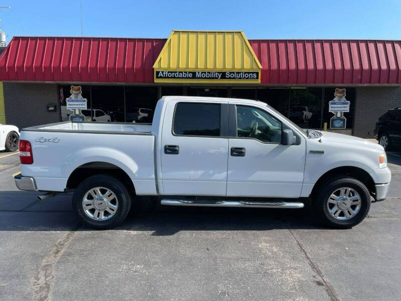 2007 Ford F-150 for sale at Affordable Mobility Solutions, LLC - Standard Vehicles in Wichita KS