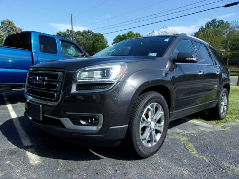 2014 GMC Acadia for sale at Sussex County Auto Exchange in Wantage NJ
