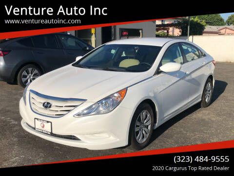 2011 Hyundai Sonata for sale at Venture Auto Inc in South Gate CA