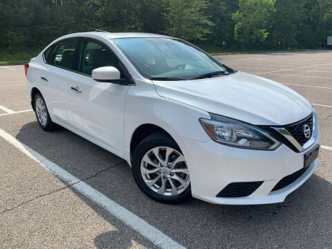 2017 Nissan Sentra for sale at Lifetime Automotive LLC in Middletown OH