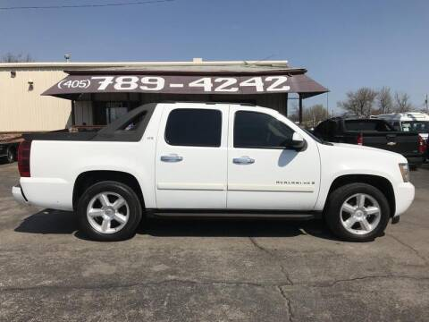 2007 Chevrolet Avalanche for sale at United Auto Sales in Oklahoma City OK