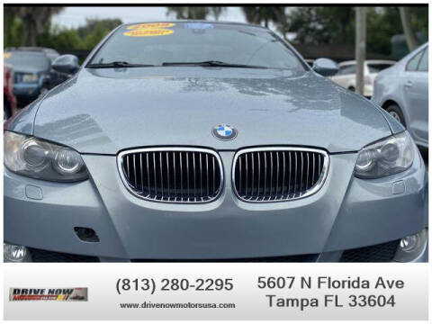 2008 BMW 3 Series for sale at Drive Now Motors USA in Tampa FL