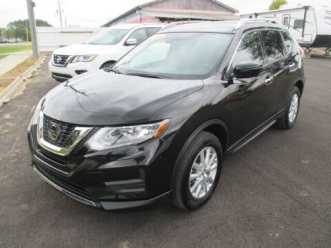 2019 Nissan Rogue for sale at G. B. ENTERPRISES LLC in Crossville AL
