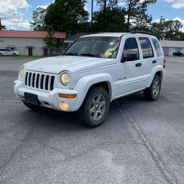 2004 Jeep Liberty for sale at CARZ4YOU.com in Robertsdale AL