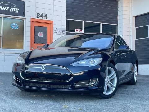 2015 Tesla Model S for sale at Z Carz Inc. in San Carlos CA