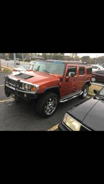2003 HUMMER H2 for sale at Legacy Motor Sales in Norcross GA