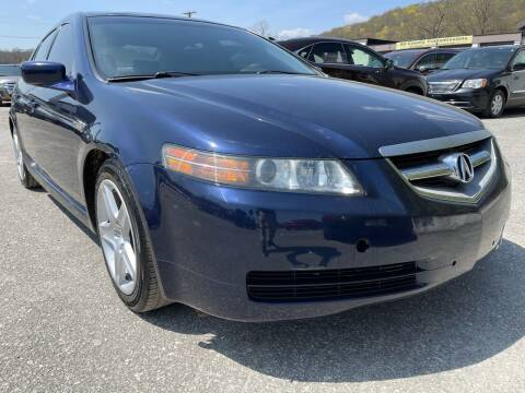 2006 Acura TL for sale at Ron Motor Inc. in Wantage NJ