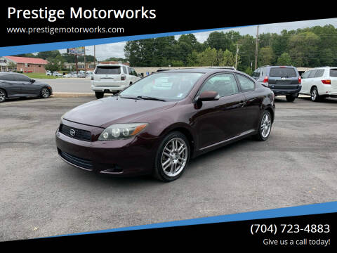 2008 Scion tC for sale at Prestige Motorworks in Concord NC