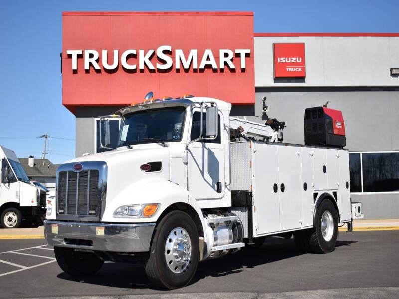 2017 Peterbilt 337 for sale at Trucksmart Isuzu in Morrisville PA