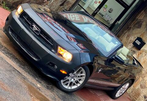 2012 Ford Mustang for sale at Atlanta Prestige Motors in Decatur GA