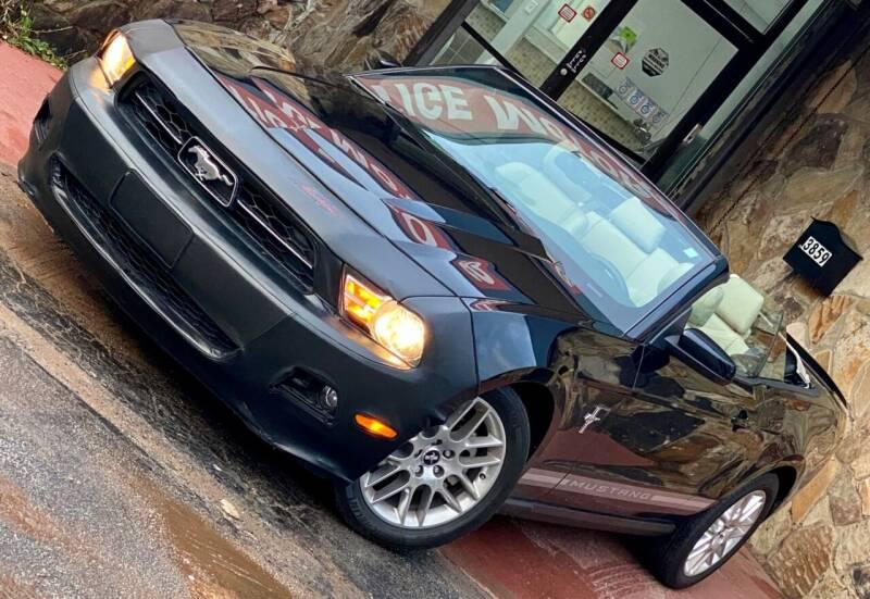 2012 Ford Mustang for sale at Atlanta Prestige Motors in Decatur GA