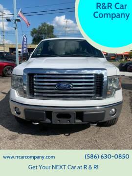 2011 Ford F-150 for sale at R&R Car Company in Mount Clemens MI