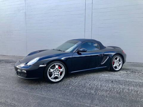 2005 Porsche Boxster for sale at PRESTIGE AUTO OF USA INC in Orlando FL
