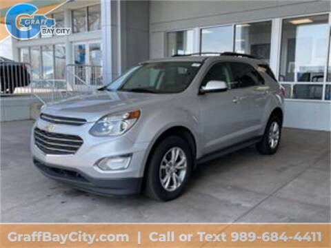 2017 Chevrolet Equinox for sale at GRAFF CHEVROLET BAY CITY in Bay City MI