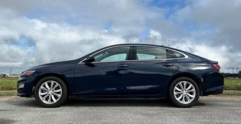 2020 Chevrolet Malibu for sale at Palmer Auto Sales in Rosenberg TX