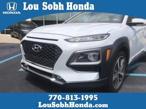 2019 Hyundai Kona for sale at Southern Auto Solutions - Lou Sobh Honda in Marietta GA