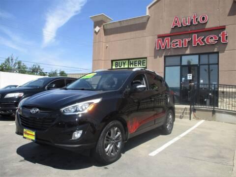 2014 Hyundai Tucson for sale at Auto Market in Oklahoma City OK