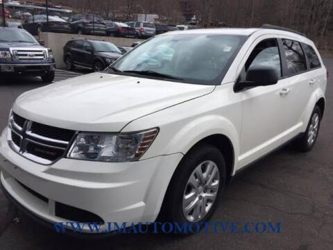 2016 Dodge Journey for sale at J & M Automotive in Naugatuck CT