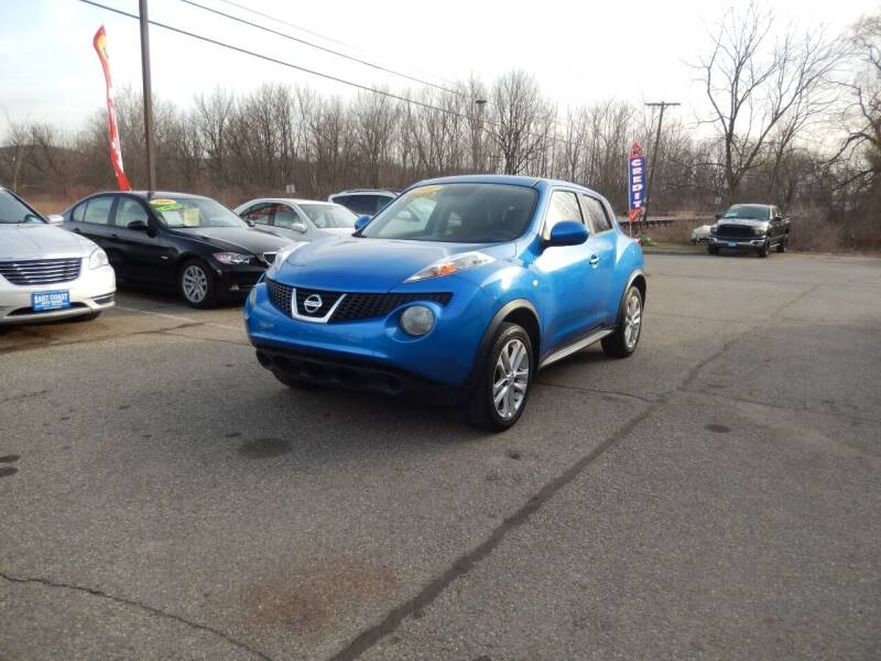 2011 Nissan JUKE for sale at East Coast Auto Trader in Wantage NJ