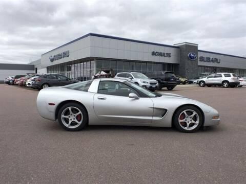 2001 Chevrolet Corvette for sale at Schulte Subaru in Sioux Falls SD