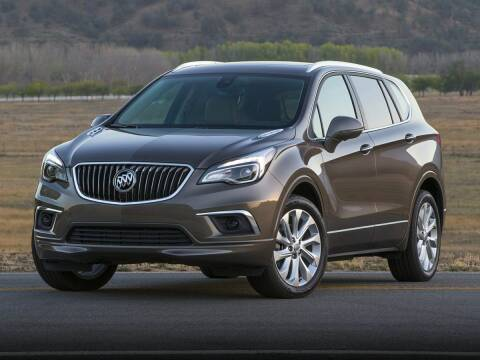 2017 Buick Envision for sale at Sundance Chevrolet in Grand Ledge MI