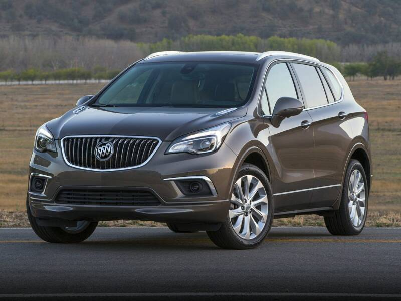 2018 Buick Envision for sale at MIDWAY CHRYSLER DODGE JEEP RAM in Kearney NE