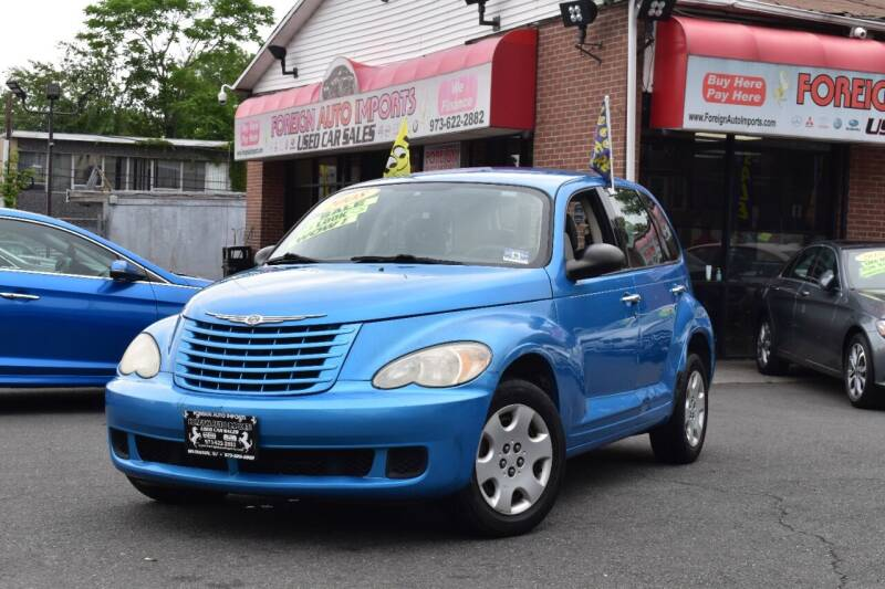 2008 Chrysler PT Cruiser for sale at Foreign Auto Imports in Irvington NJ