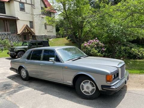 1988 Bentley Mulsanne for sale at AB Classics in Malone NY