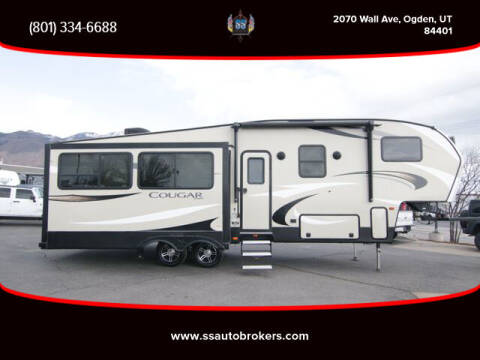 2018 Keystone Cougar for sale at S S Auto Brokers in Ogden UT