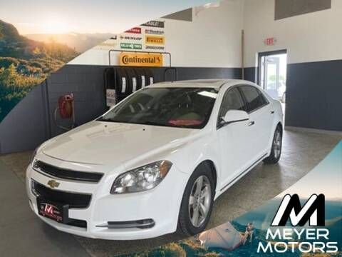 2012 Chevrolet Malibu for sale at Meyer Motors in Plymouth WI